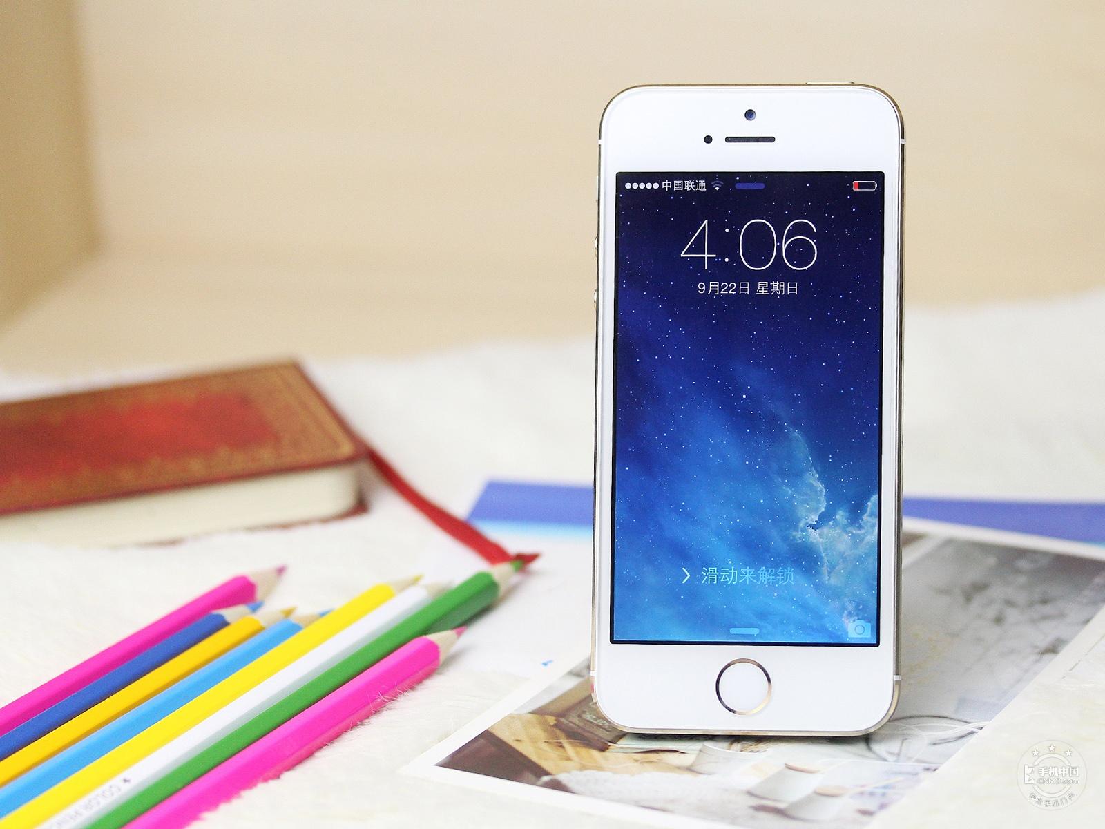 苹果iPhone5s(16GB)整体外观第1张