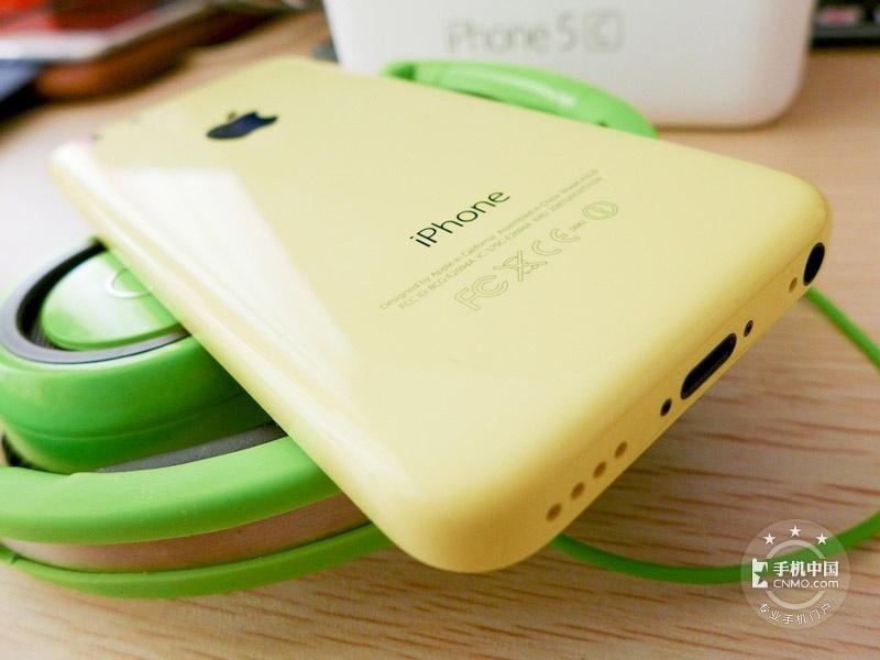 苹果iPhone5c(16GB)机身细节第5张