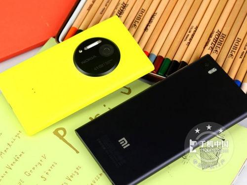 诺基亚Lumia 1020时尚高配机1599
