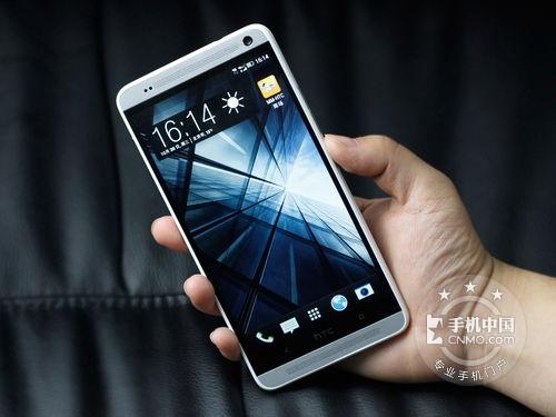 6.9英寸屏指纹识别 HTC One Max热卖中
