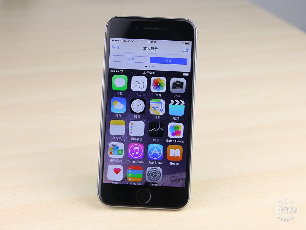 苹果iPhone6(16GB)整体外观第6张
