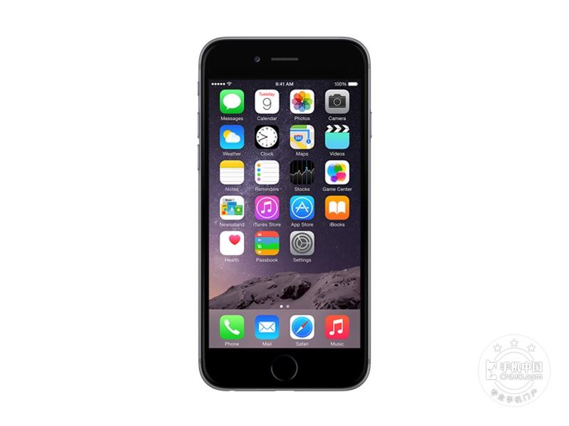 苹果iPhone6(16GB)产品本身外观第1张