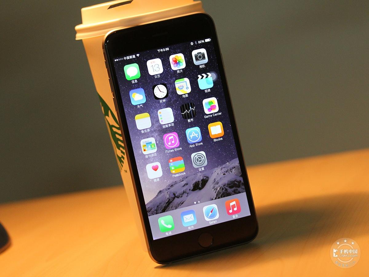 苹果iPhone6Plus(64GB)整体外观第4张