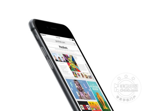 长沙 张图/2014/10/16 长沙分期付款买苹果iPhone6售价5190元...