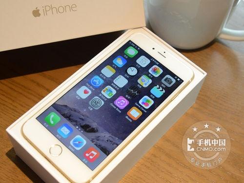 5.5寸苹果到货 iPhone6 Plus报价9999