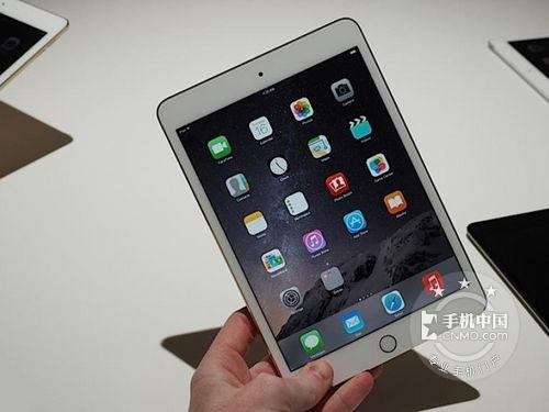 时尚迷你平板 苹果iPad mini3抢购中