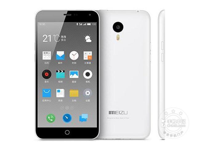魅蓝note(移动4G/16GB)产品本身外观第6张
