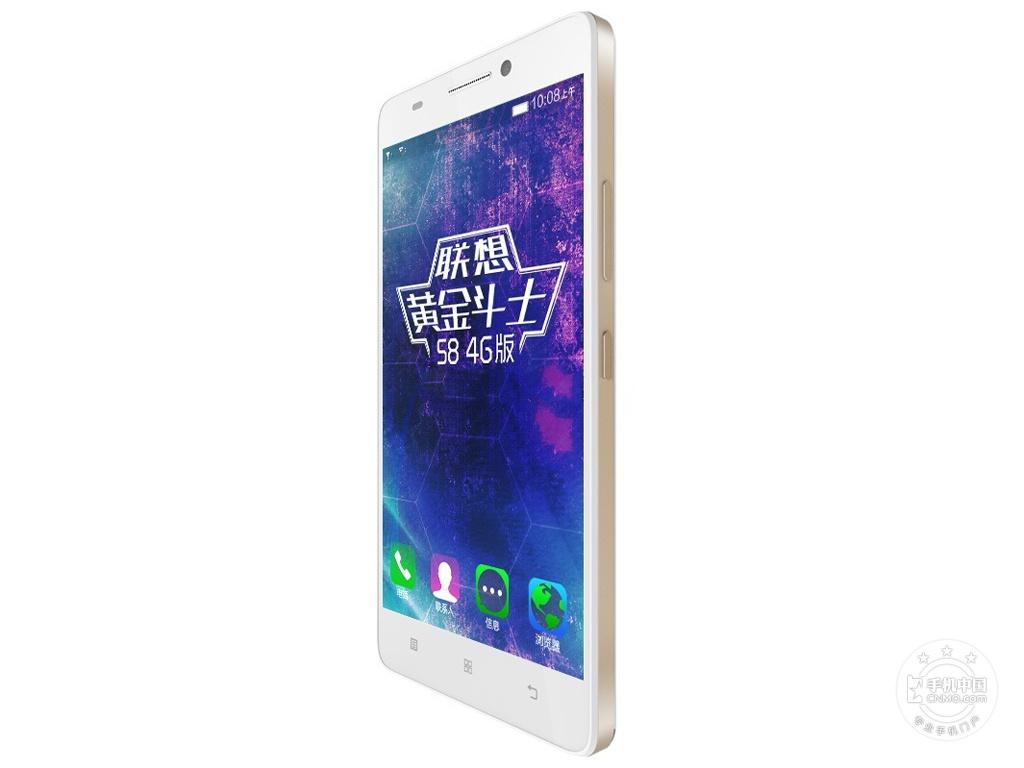 联想黄金斗士S8(移动4G)产品本身外观第5张
