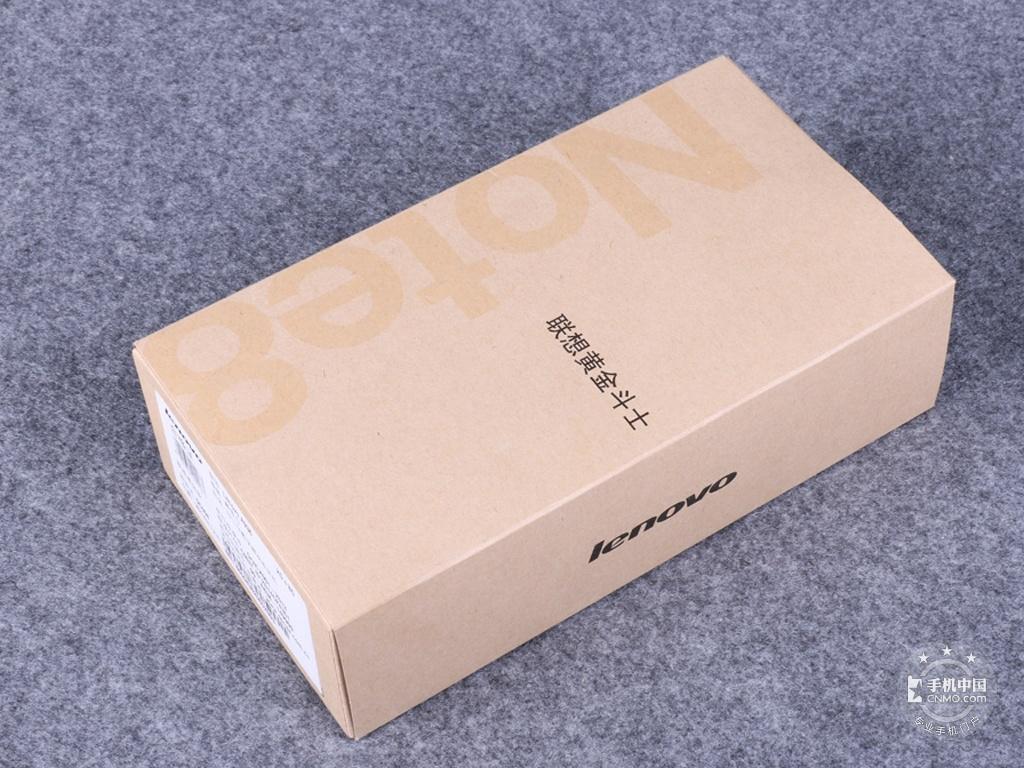 联想黄金斗士Note8(联通标准版)整体外观第1张