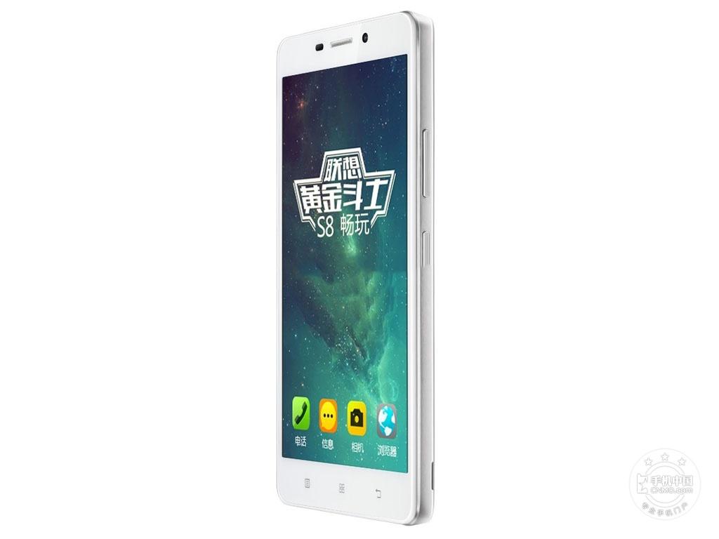 联想黄金斗士S8畅玩版(移动4G/8GB)产品本身外观第7张