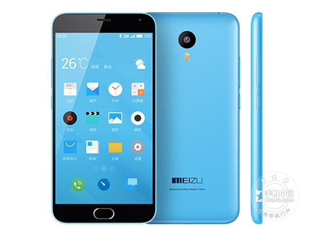 魅蓝note2(双4G/16GB)产品本身外观第5张