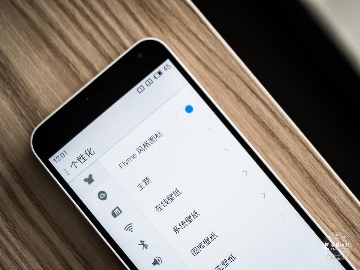 魅蓝note(移动4G/16GB)机身细节第5张