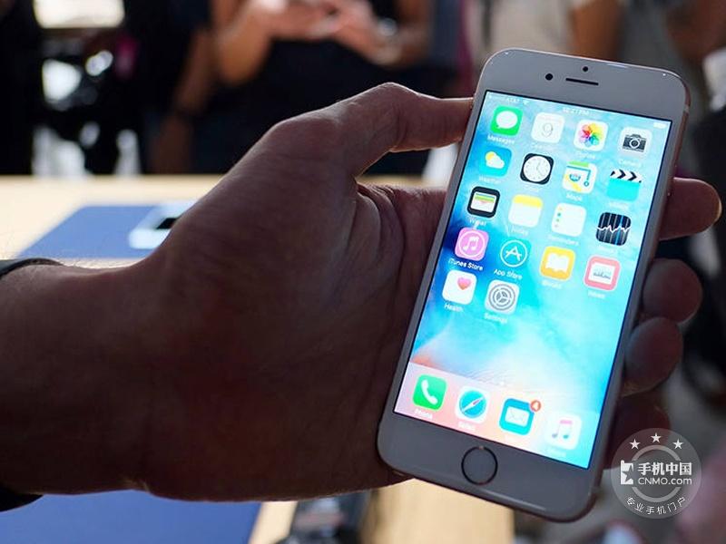 苹果iPhone6sPlus(128GB)整体外观第7张