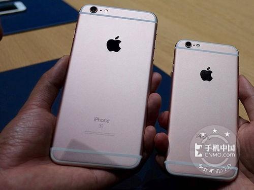 人气爆表 苹果iPhone6s Plus即将发售