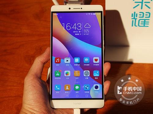 6.6英寸2K大屏 华为荣耀Note8售2600元