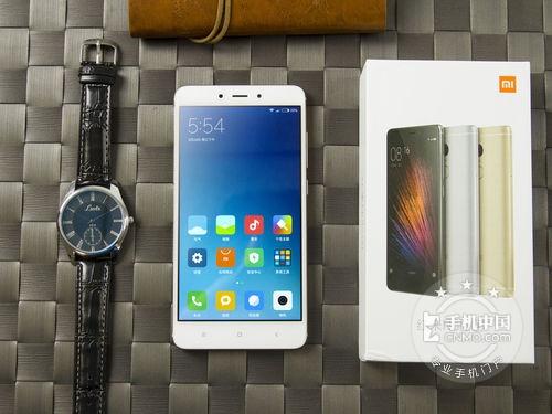 国民全金属手机 小米红米note4售1075元图片