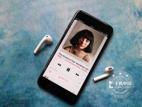 镜头内存升级 苹果7 Plus国际版7799元