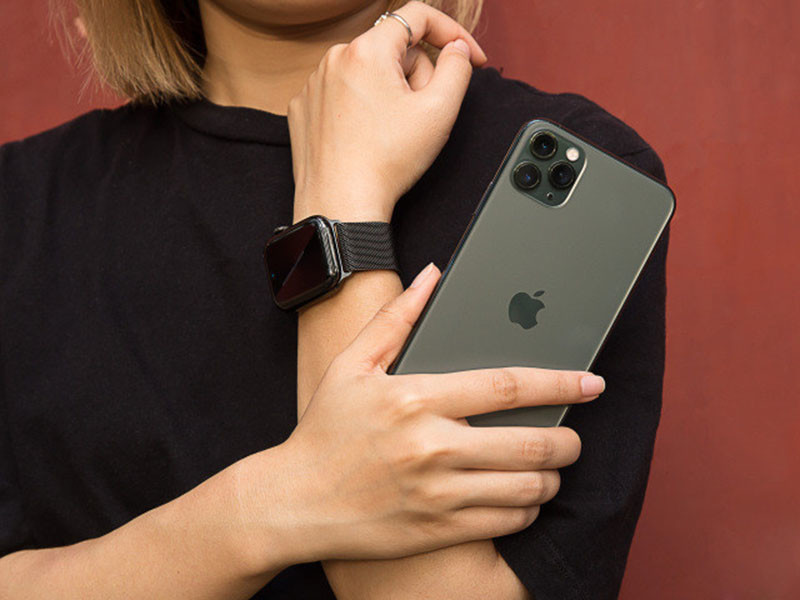 苹果iPhone11ProMax(512GB)整体外观第2张
