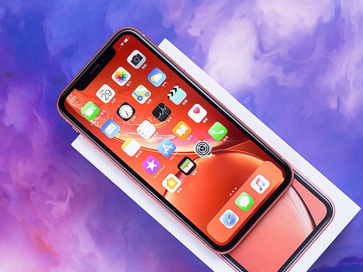 苹果iPhoneXR(256GB)整体外观第2张