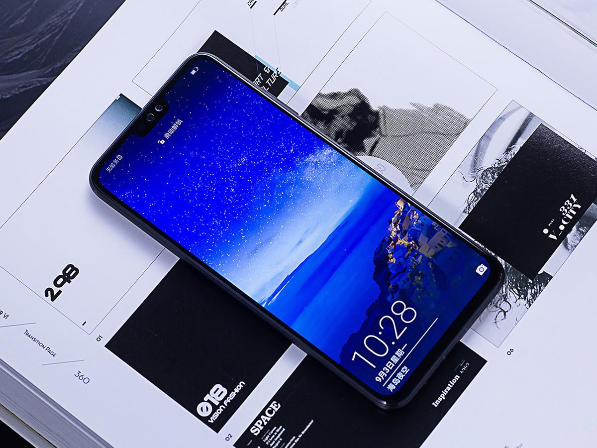 荣耀8X(4+64GB)整体外观第3张