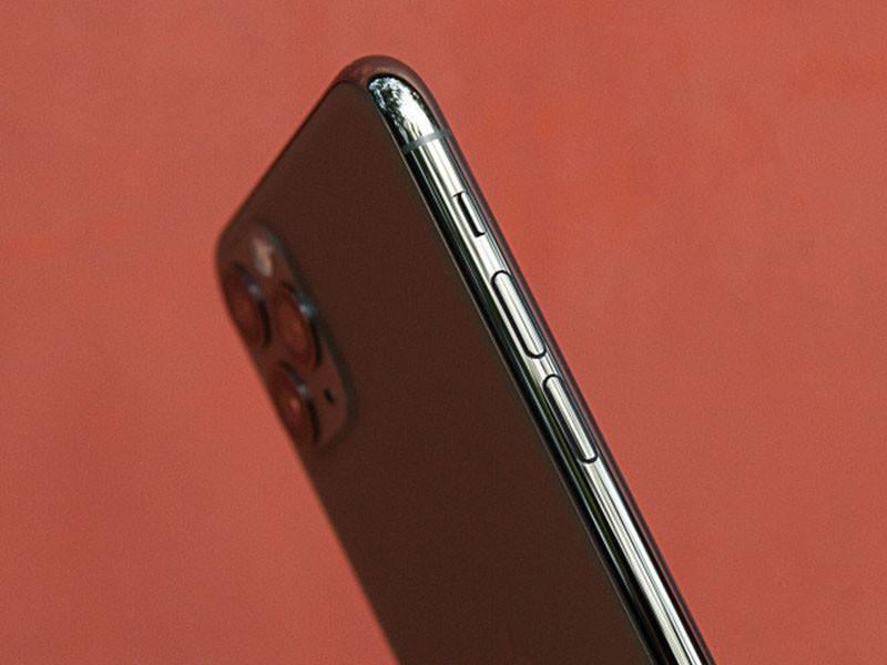 苹果iPhone11ProMax(64GB)机身细节第4张