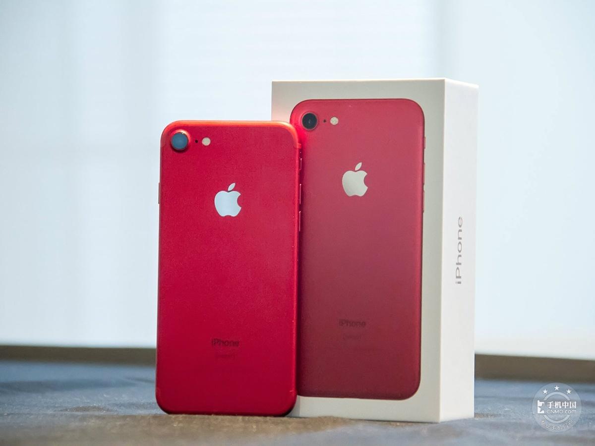 苹果iPhone7(256GB)整体外观第8张