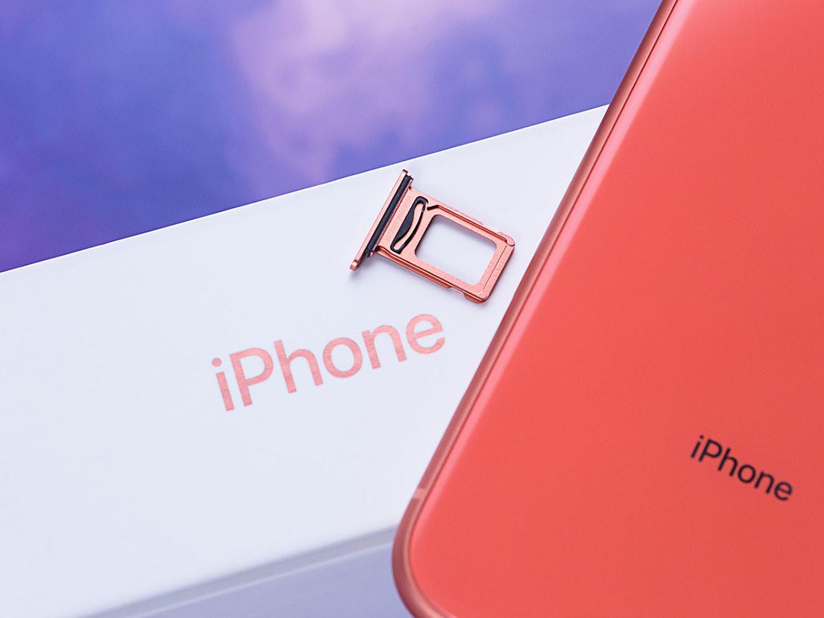 苹果iPhoneXR(128GB)机身细节第3张