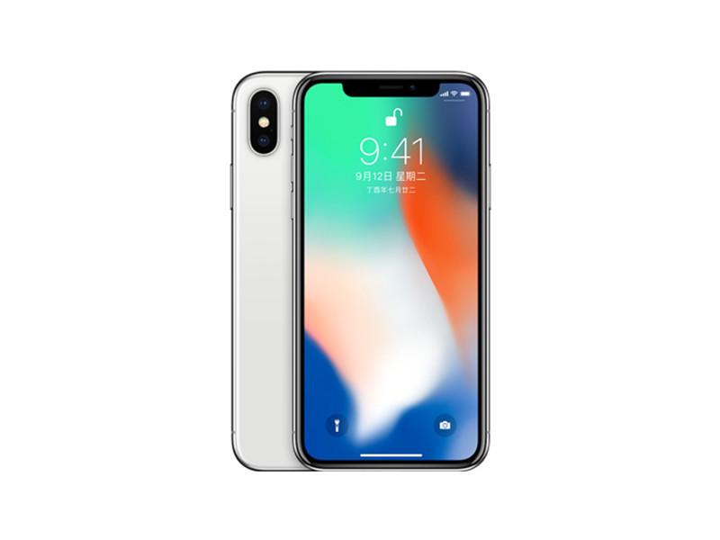 苹果iPhoneX(256GB)产品本身外观第3张