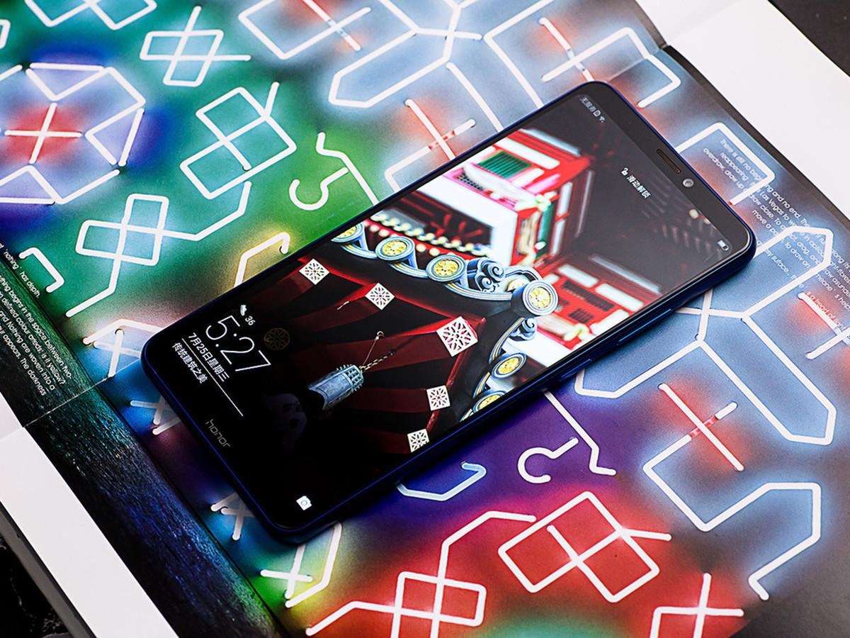 荣耀Note10(8+128GB)整体外观第4张