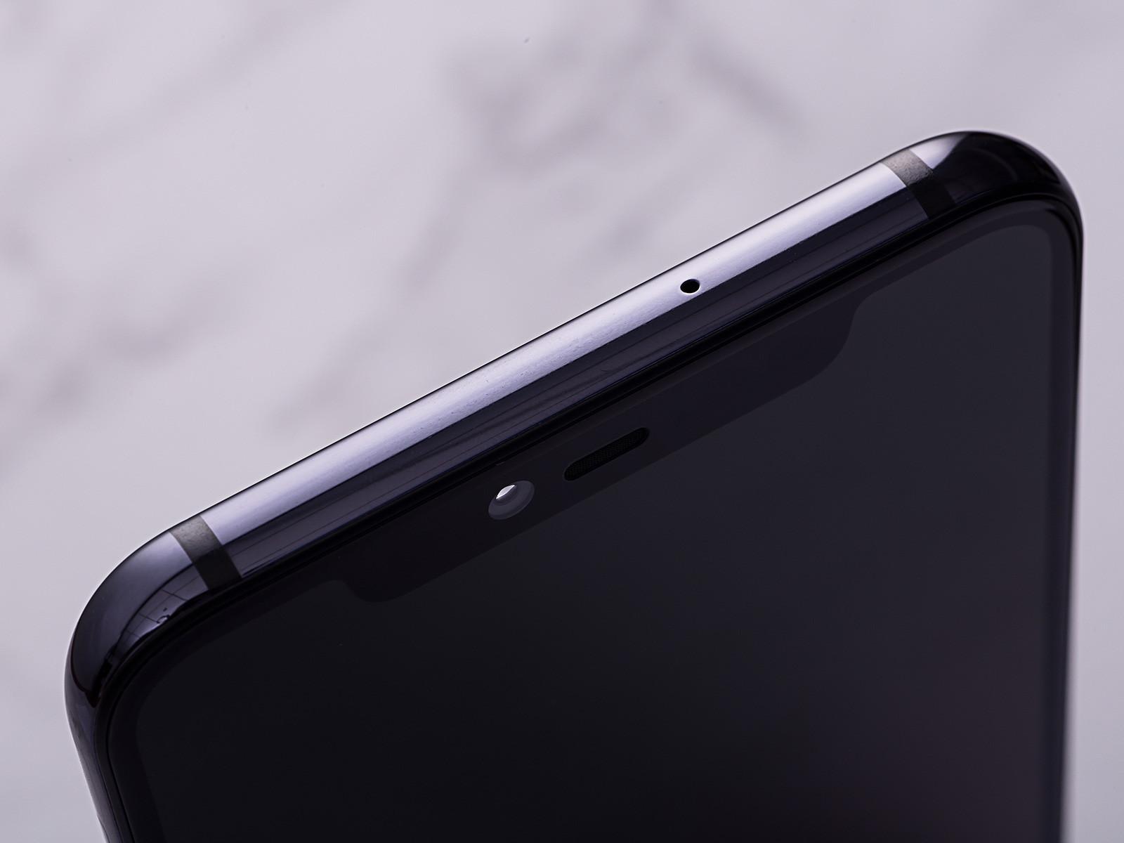小米8透明探索版机身细节第8张
