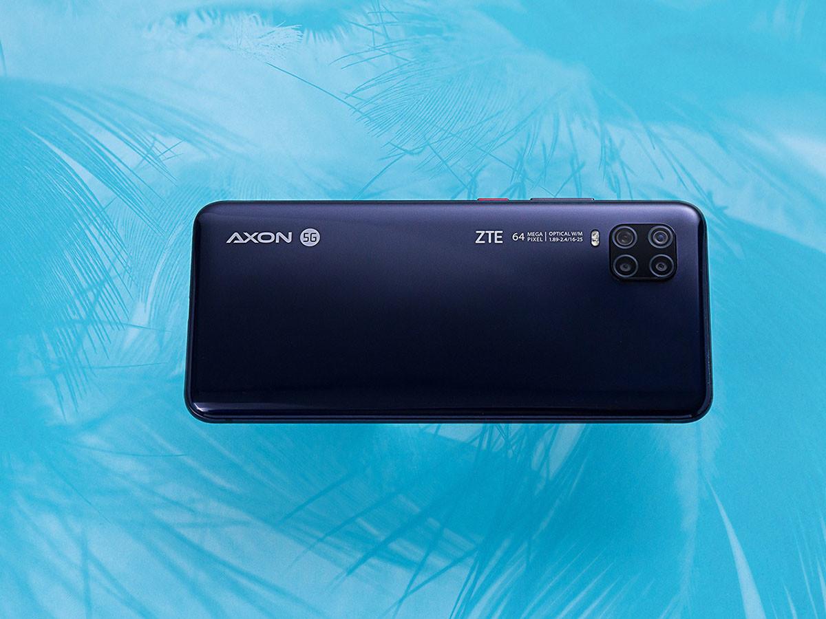 ZTE中兴天机Axon 11 5G(6+128GB)