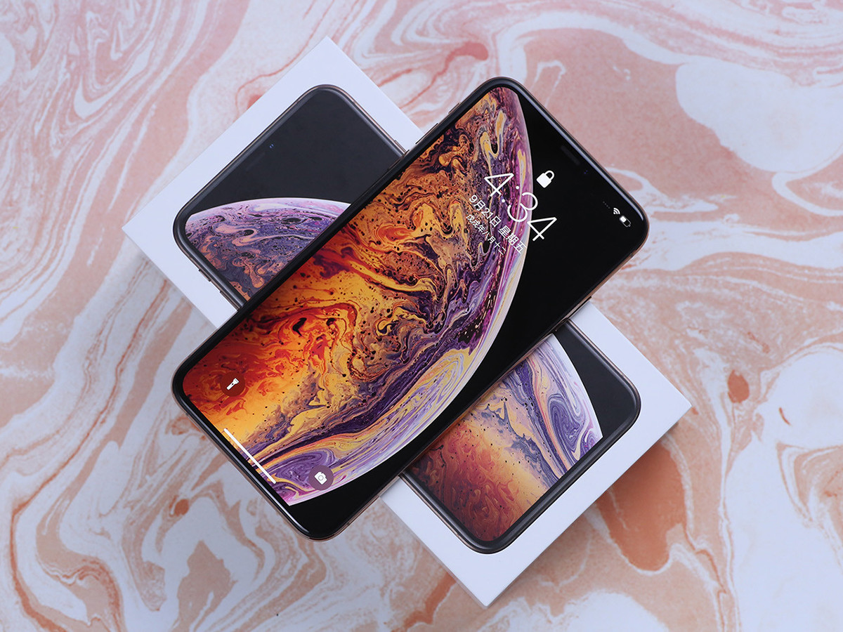 苹果iPhoneXSMax(256GB)整体外观第1张