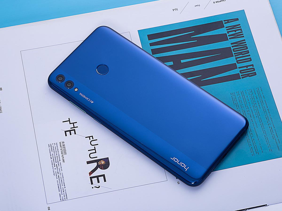 荣耀8XMax(4+128GB)整体外观第5张
