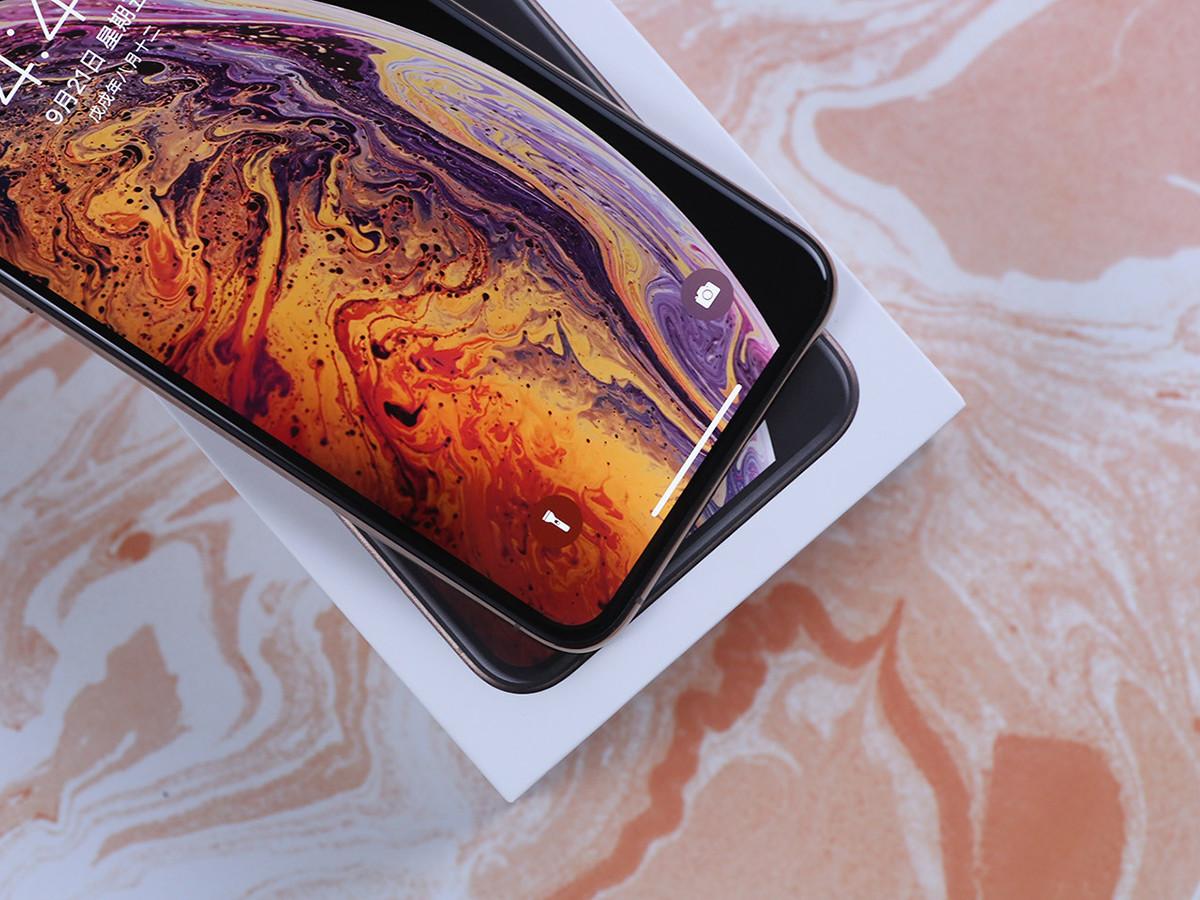 苹果iPhoneXSMax(256GB)机身细节第2张