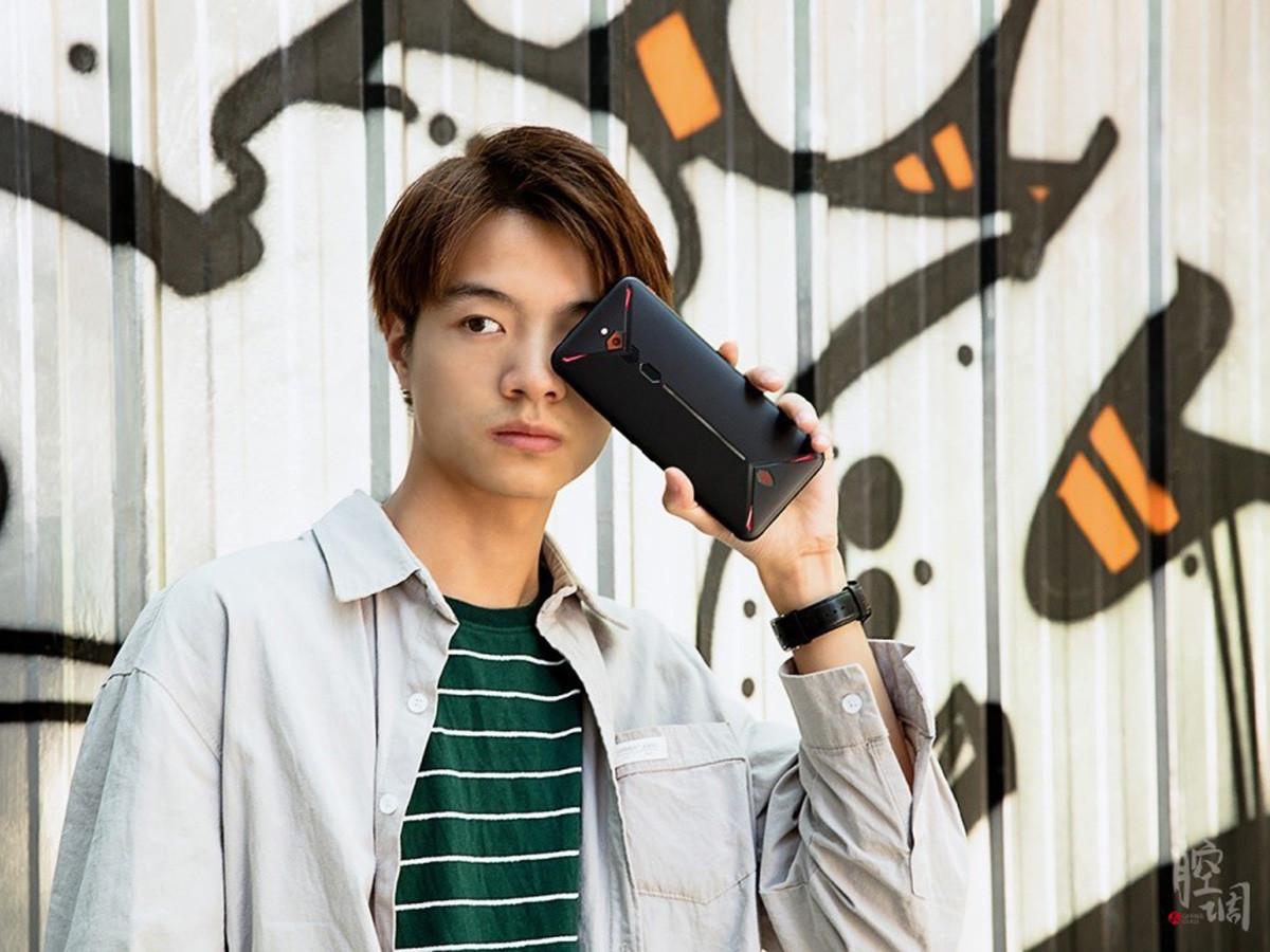 努比亚红魔3电竞手机(12+256GB)时尚美图第7张