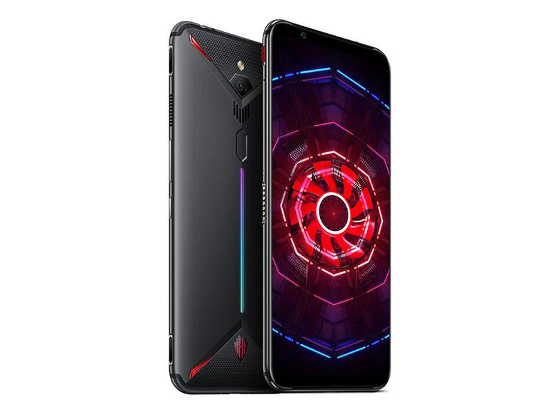 努比亚红魔3电竞手机(12+256GB)产品本身外观第5张