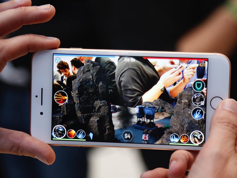 苹果iPhone8(256GB)整体外观第8张