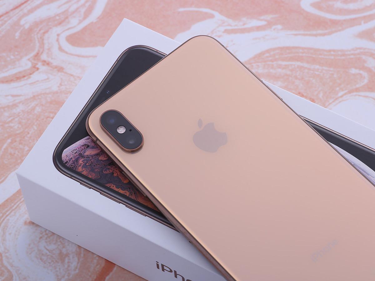 苹果iPhoneXSMax(256GB)机身细节第7张
