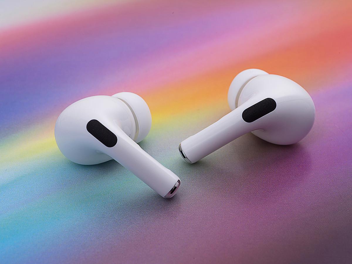 苹果iPhone11ProMax(512GB)时尚美图第1张