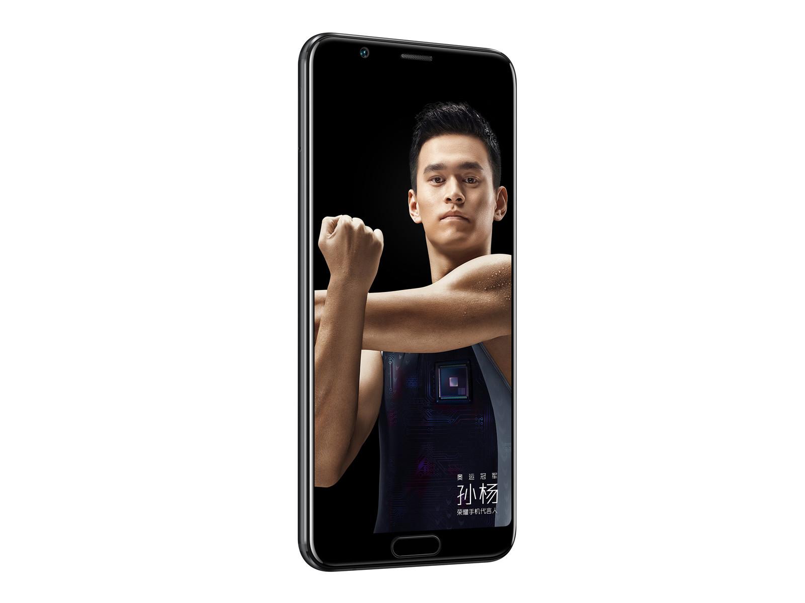 荣耀V10(6+128GB)产品本身外观第6张