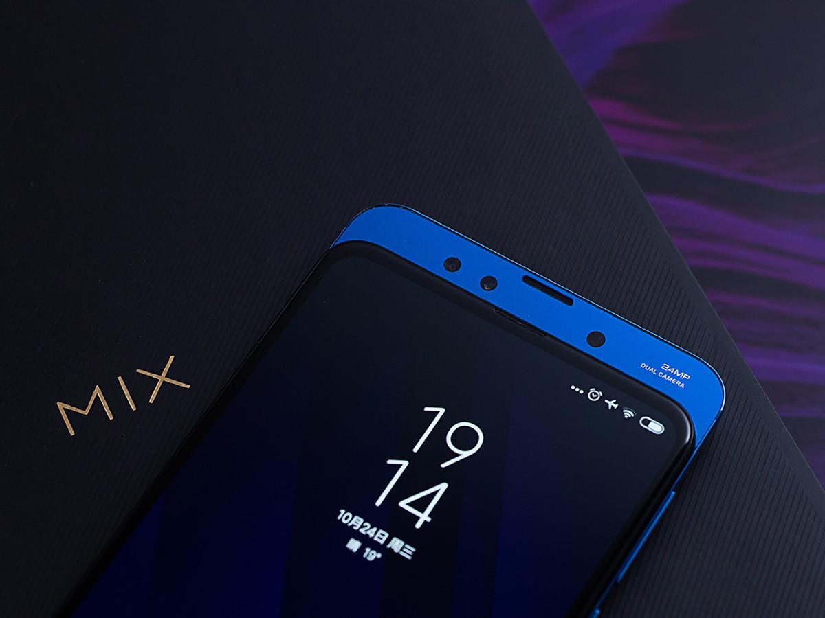 小米MIX3(6+128GB)机身细节第2张