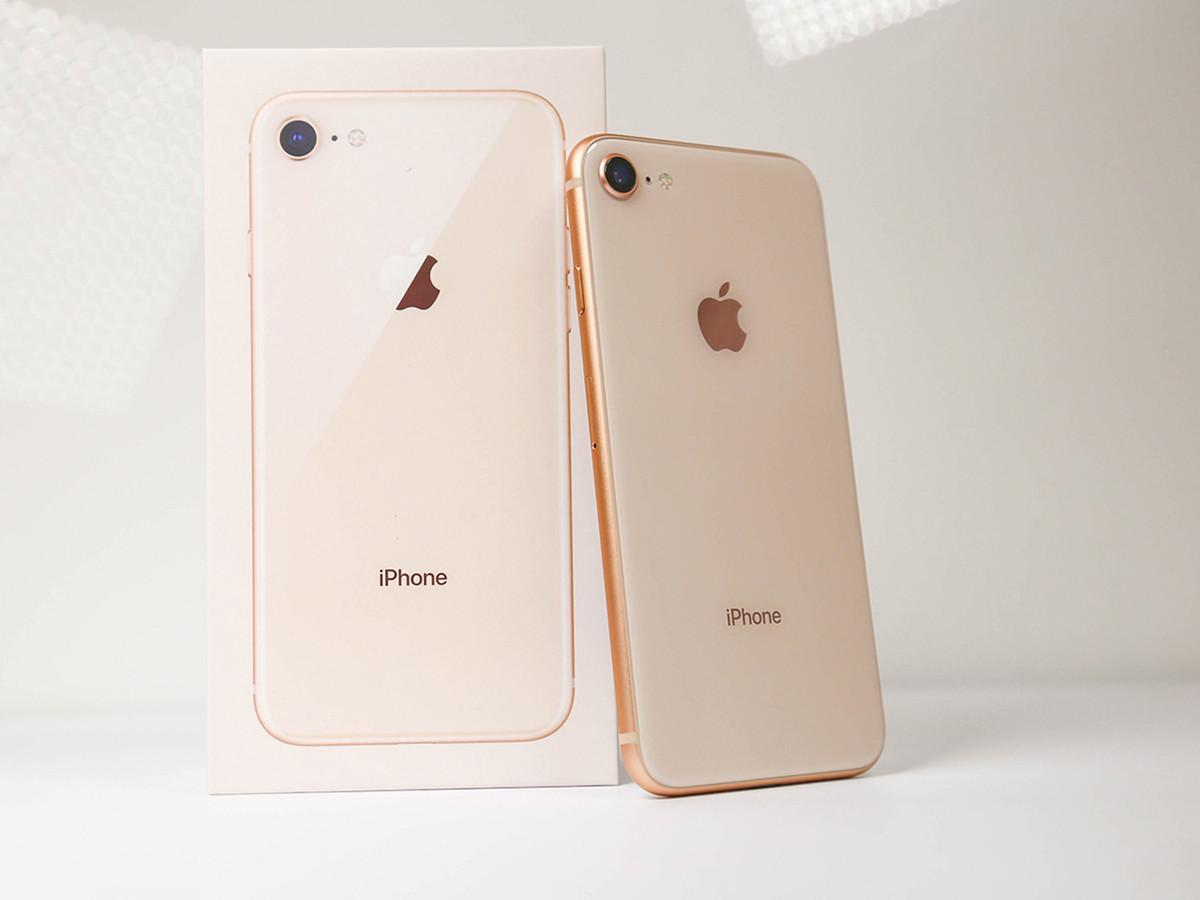 苹果iPhone8(256GB)整体外观第2张