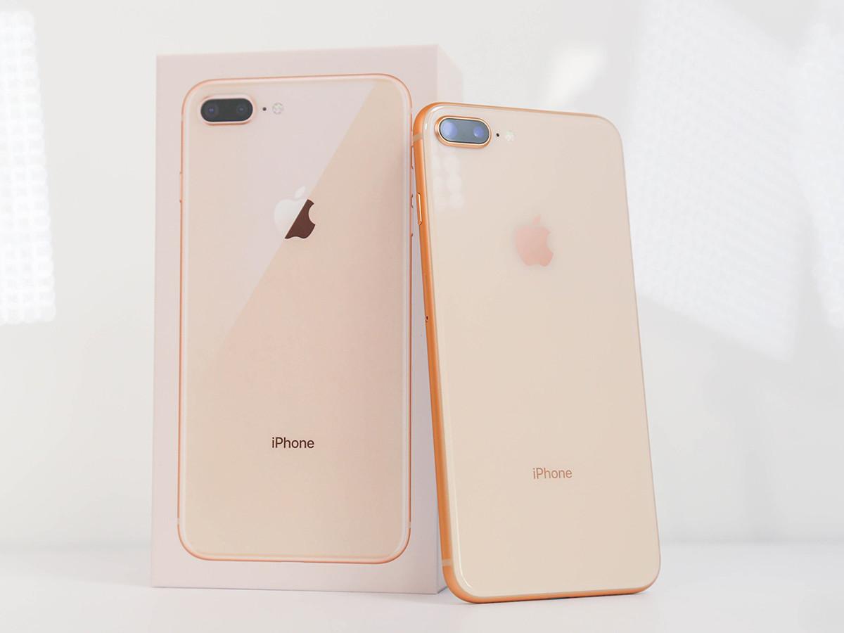 苹果iPhone8Plus(256GB)整体外观第1张