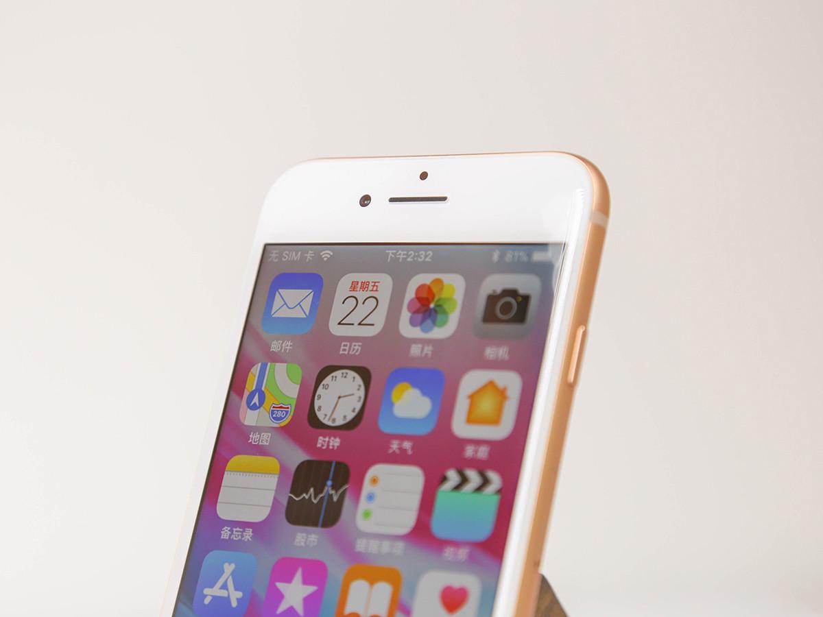 苹果iPhone8(256GB)机身细节第1张