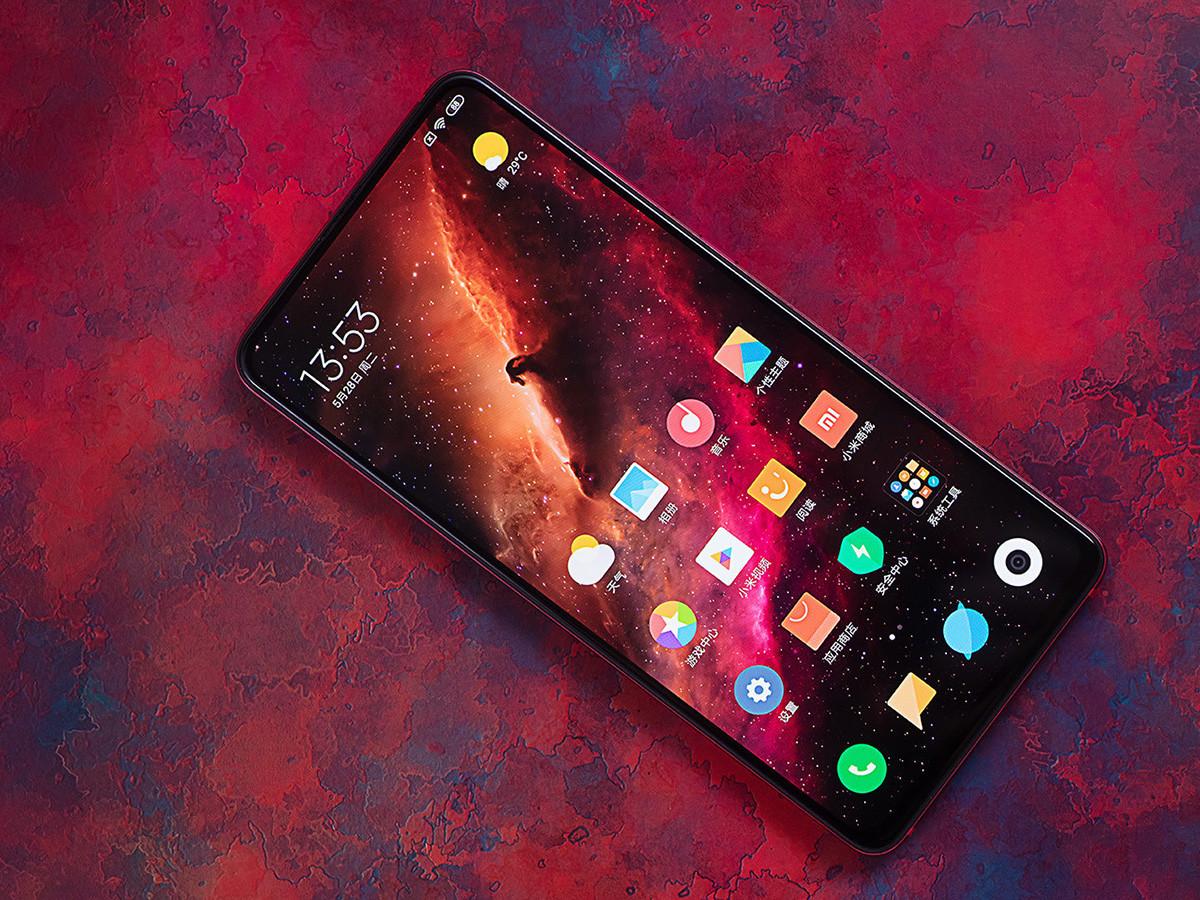 红米K20(6+64GB)整体外观第1张
