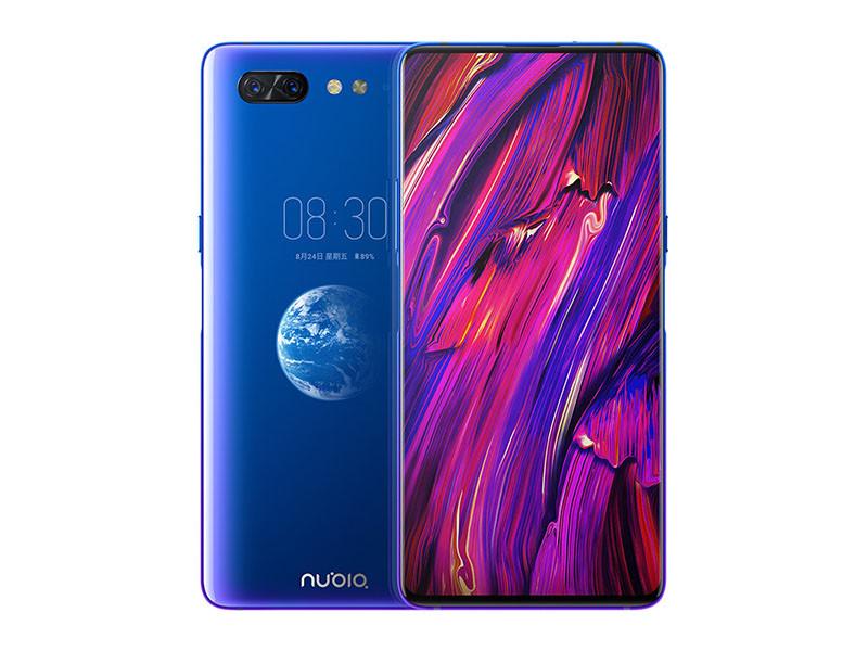 努比亚X(128GB)产品本身外观第2张