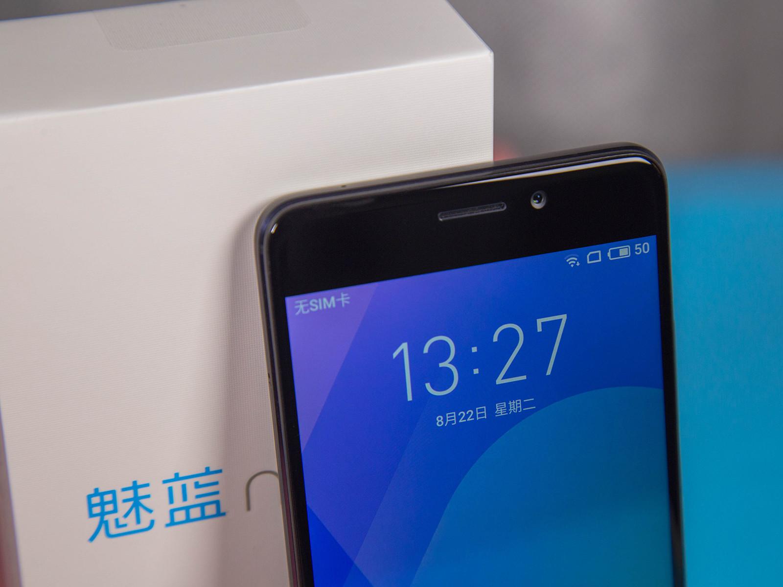 魅蓝Note6(32GB/4GBRAM)机身细节第1张