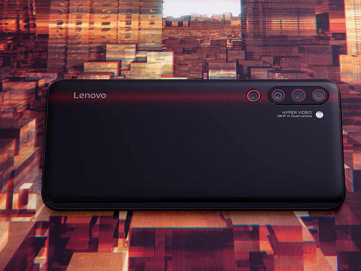 LenovoZ6Pro(8+128)整体外观第6张