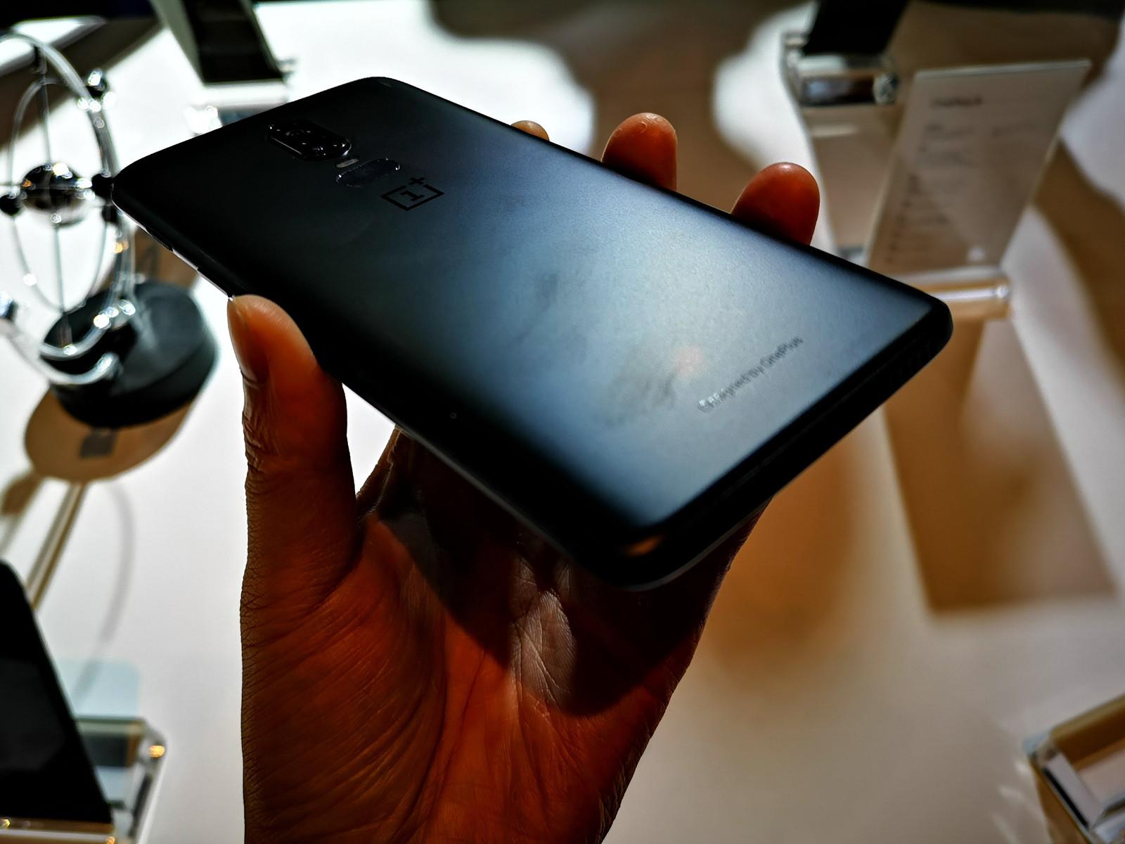 一加手机6(256GB)整体外观第7张