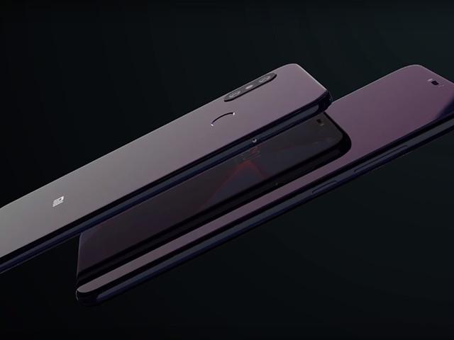 红米Note6Pro整体外观第4张